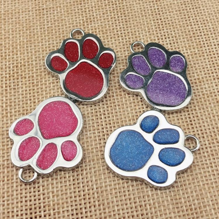 Fabrikanten Leveren Voet Hond Id Identiteitskaart Huisdier Kraag Accessoires