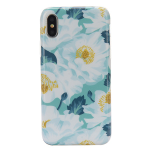 Full Printing Flower Design Imd Tpu Mobile Phone Case,New 6.1Inch Back Cover For Iphone Xs