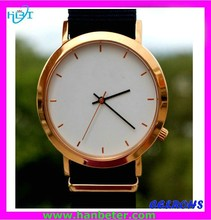2015Novel design vogue women men watch eta automatic watch movement with low price