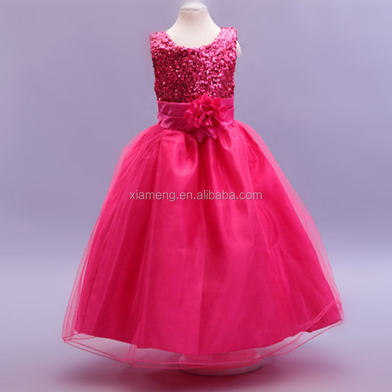 Online Shopping Princess Kids Frocks Designs Children Party Dresses ...