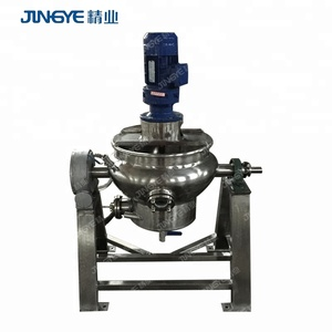 Industrial Steam Cooking Equipment With Agitator For Restaurant