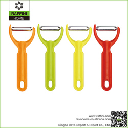 Custom Colorful Hand Held Manual Apple Peeler