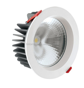 YAME Cob Downlights 3w 5w 7W 10W 12W 15W 20W 25W 30W 40W Dimmable Led Fixture Ceiling