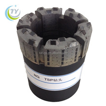 TSP coreline set diamond core bits for geological drilling