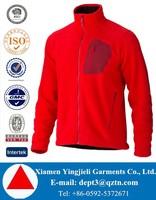 Yingjieli 2016 New Design Men Fleece Jacket Lightweight Polar Fleece Jacket