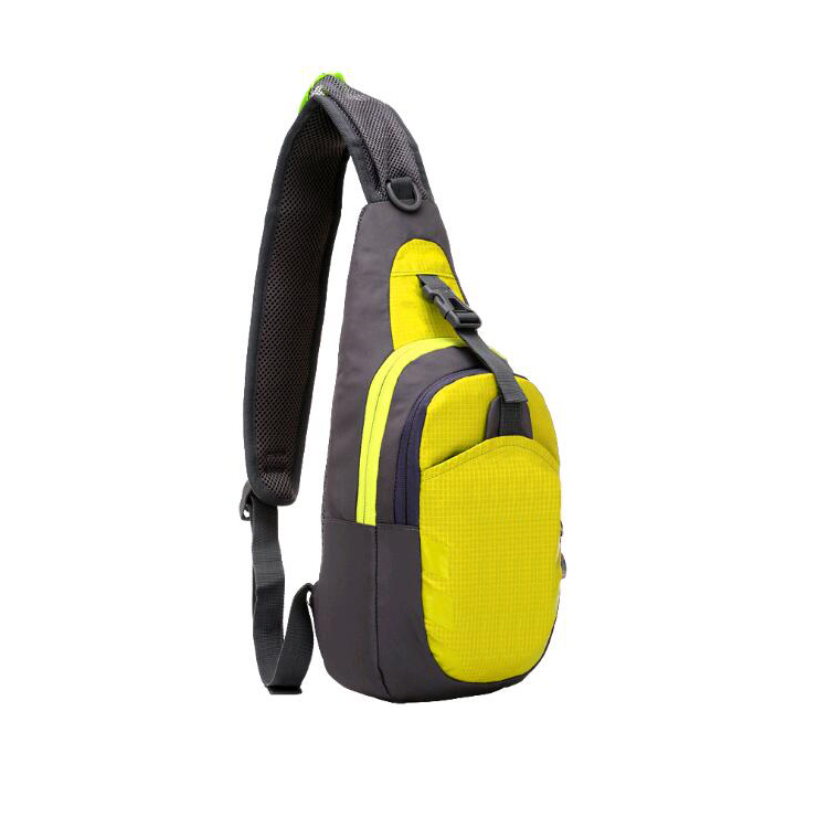 2017 new outdoor nylon traveling sling bag backpack 5L capacity