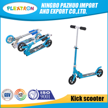 Outdoor Fun Sports Kids Kick Scooter Wholesale China Adjustable Skate Scooter With PU Wheels