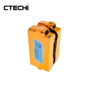 CTECHi 60V 20Ah electric motorcycle, rechargeable 18650 li ion bicycle lithium battery