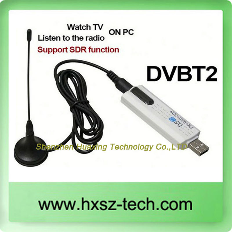 Portable dvb-t2 HD computer monitor with tv tuner support MPEG4 format