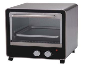 Electrical Mini Oven with Thermostat,Timer and Rotisserie