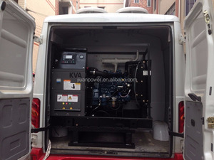10kw permanent magnet alternator generator for sale power generator with  silent generator for ice cream truck