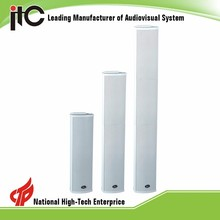ITC T-702H Series Outdoor Water Proof Pillar Speaker for PA System