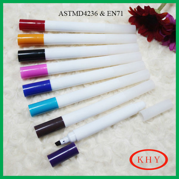 Promotion Water Color Magic Stamp Marker For School Kids