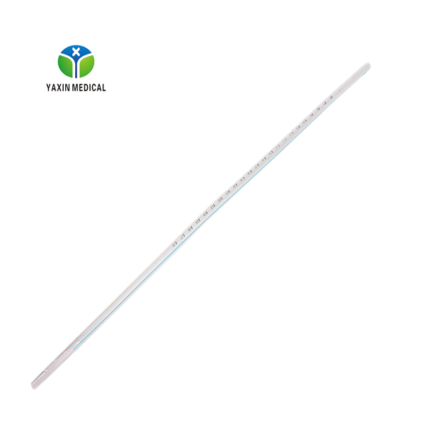 PVC or Silicone disposable Abdominal Drainage Tube
