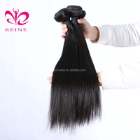 Top Beauty hair extension remy human hair silky straight factory quality guaranteed virgin Peruvian hair