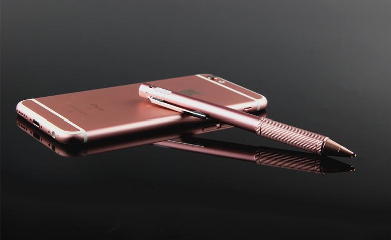 Active Stylus Tip 1 2mm Thin Metal Stylus Pen Body For Lenovo YT3-850M  TY3-X50FM / X90F / x90L stylus yoga painting pen