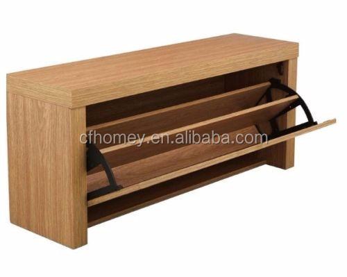 Wholesale Wood Shoe Storage Cabinet / Outdoor Shoe Cabinet / Shoe ...
