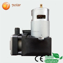 30-60lpm flow 5bar pressure mini piston heat pump air to water china
