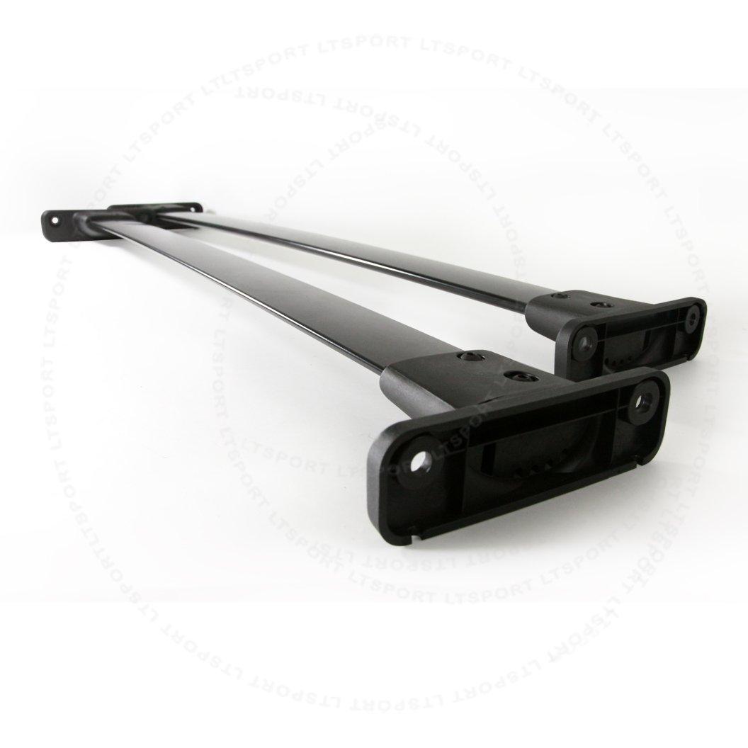 LT Sport SN#100000000735-201 For NISSAN PATHFINDER Black Roof Rack (OEM Style) Top Cross Bar