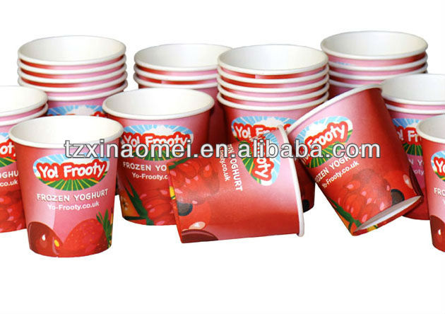 Disposable frooty paper cups (MSD-050)
