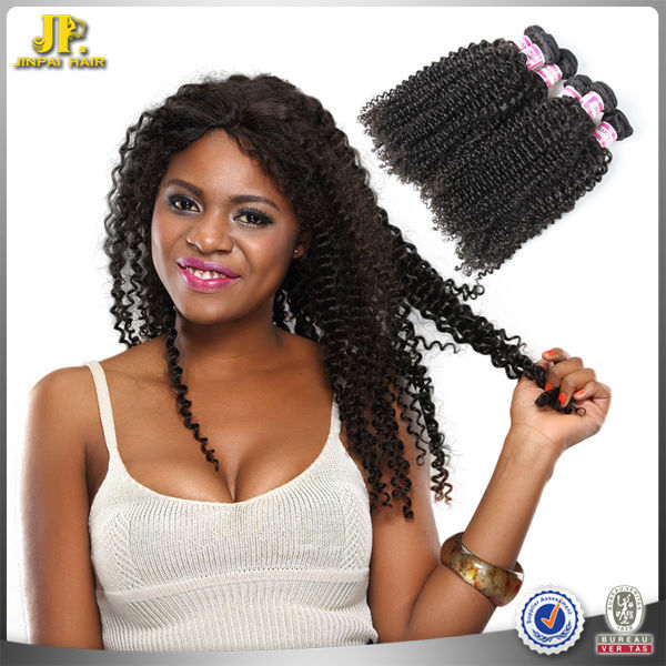 JP Hair 2015 New Arrival Girl Brazilian Virgin Hair 6A Natural. Brown Virgin Hai