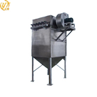 Air bag house filter dust collector cleaning machine