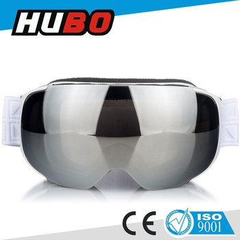 cool snowboard goggles vkar  OEM molded logo eyewear skiing mirror lens safety best snowboard goggles