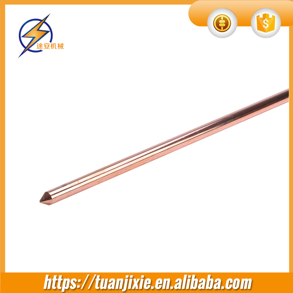 Hot Sale Copper Bonded Grounding Rod