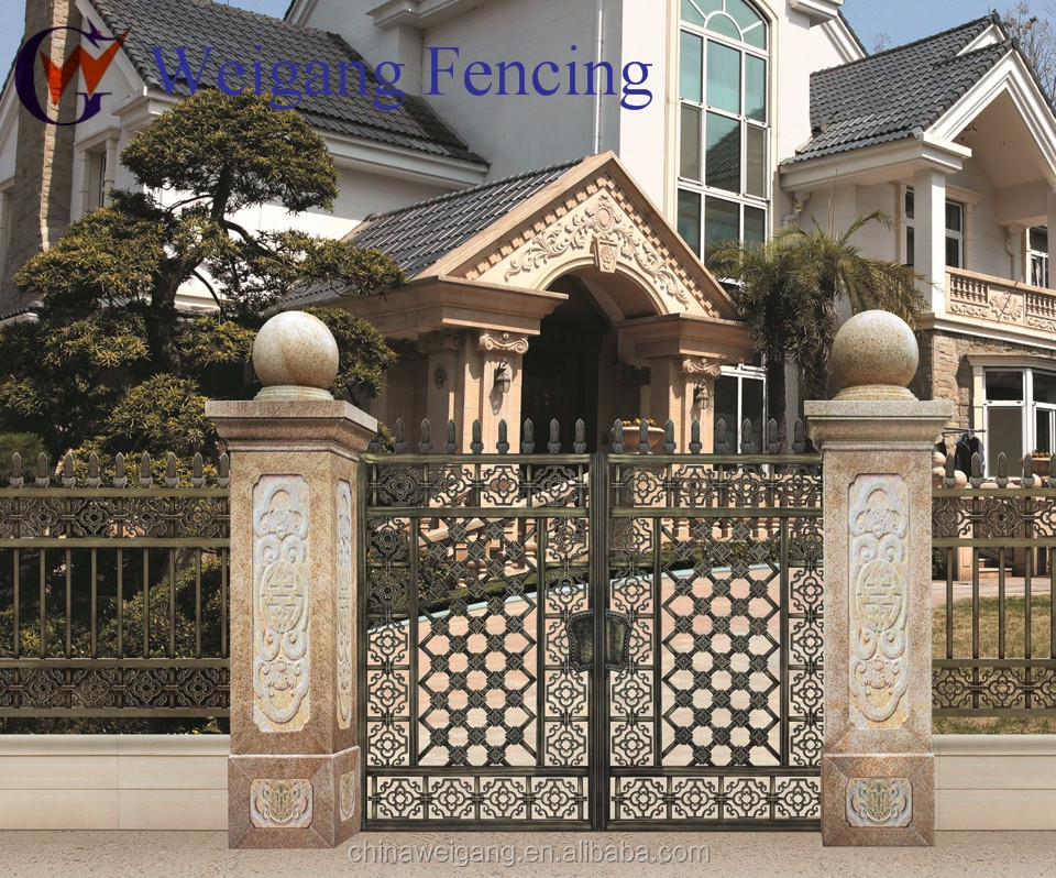 Lowes Wrought Iron Fancy Gate Designs