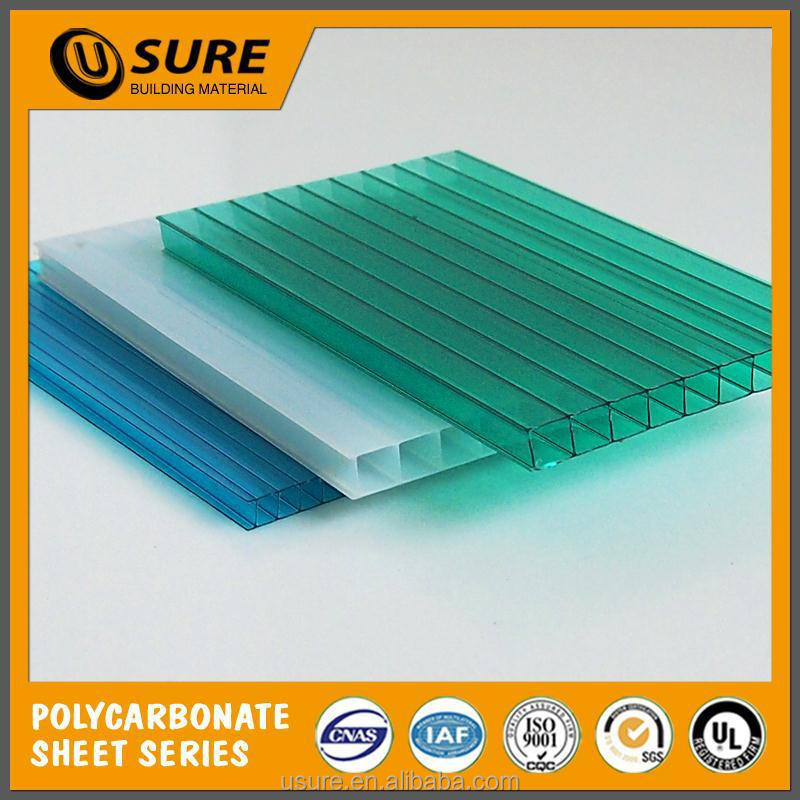 low cost polycarbonate sheet for agriculture greenhouse for sound barrier walls