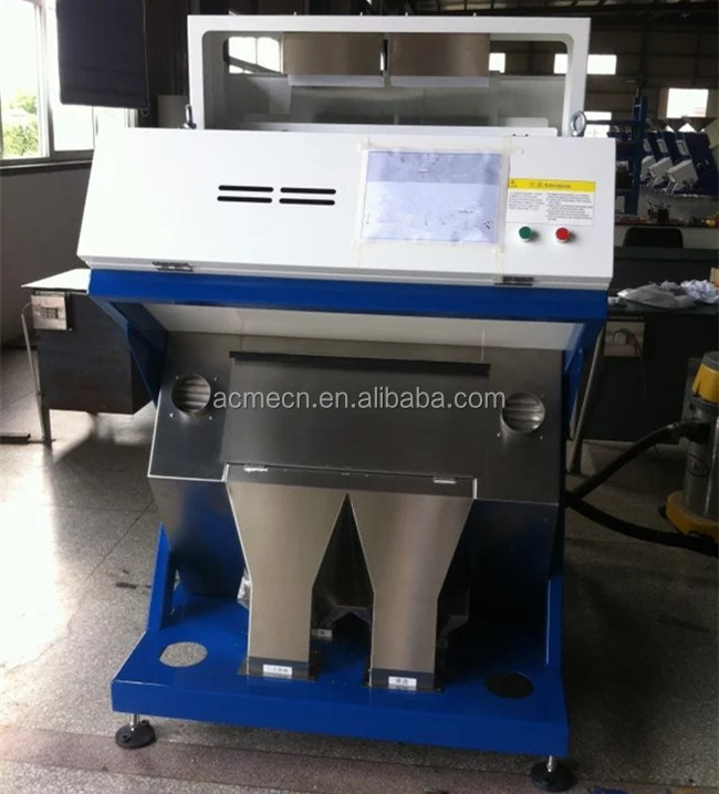 Tea Processing Equipment / CCD Tea Color Sorter Machine for sale