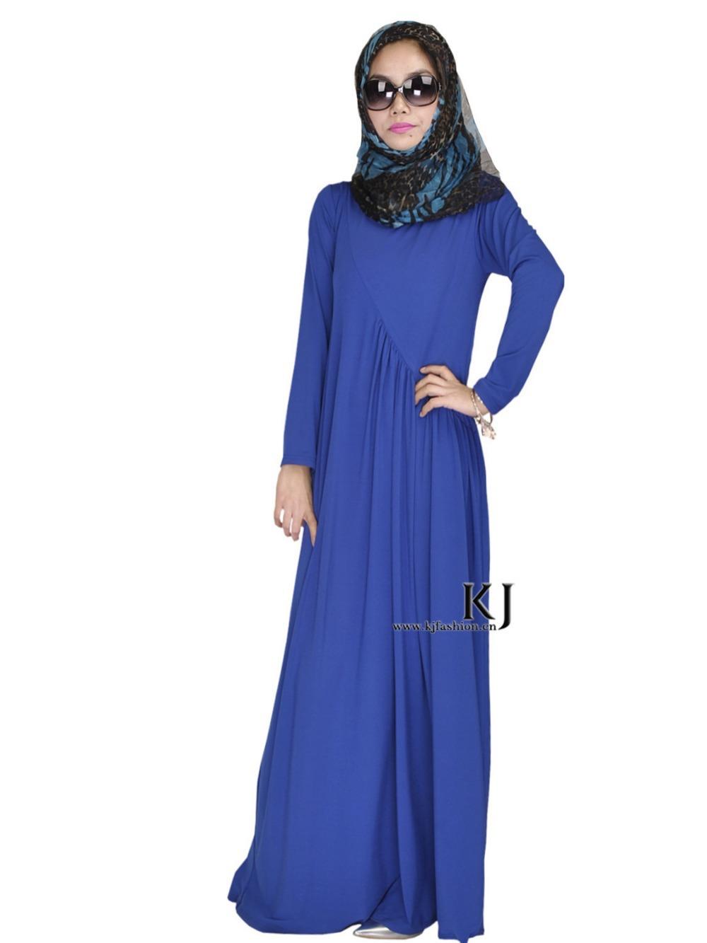 KJ2015 abaya plus size islamic clothing for women turkish ...