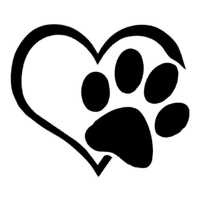 cat heart clipart - photo #29