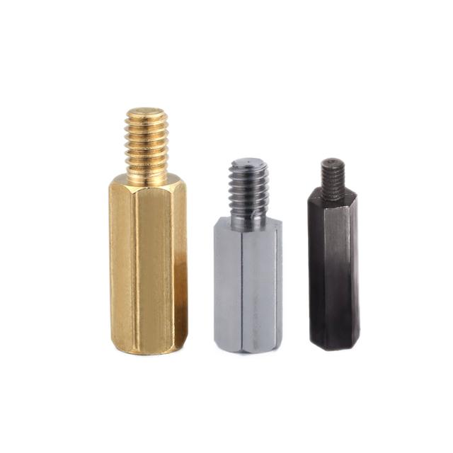 Paquete de 20-16 mm A2 Stainless Steel Enchufe con Cabeza Tornillo Perno M5 Parte//Rosca Completa como Est/ándar