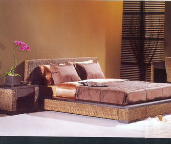Water Hyacinth Bed Bedroom Furniture Tcw Wb08 Buy Bed Bedroom Furniture Home Furniture