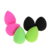 yaeshii Super Soft Water Drop Non- Latex Microfiber Pluff Beauty Makeup Sponge Blender