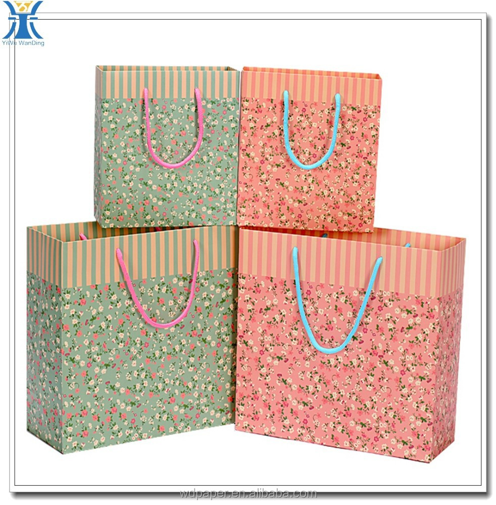 Wedding Favor Gift Treat Paper Bags Decoration kraft paper bag