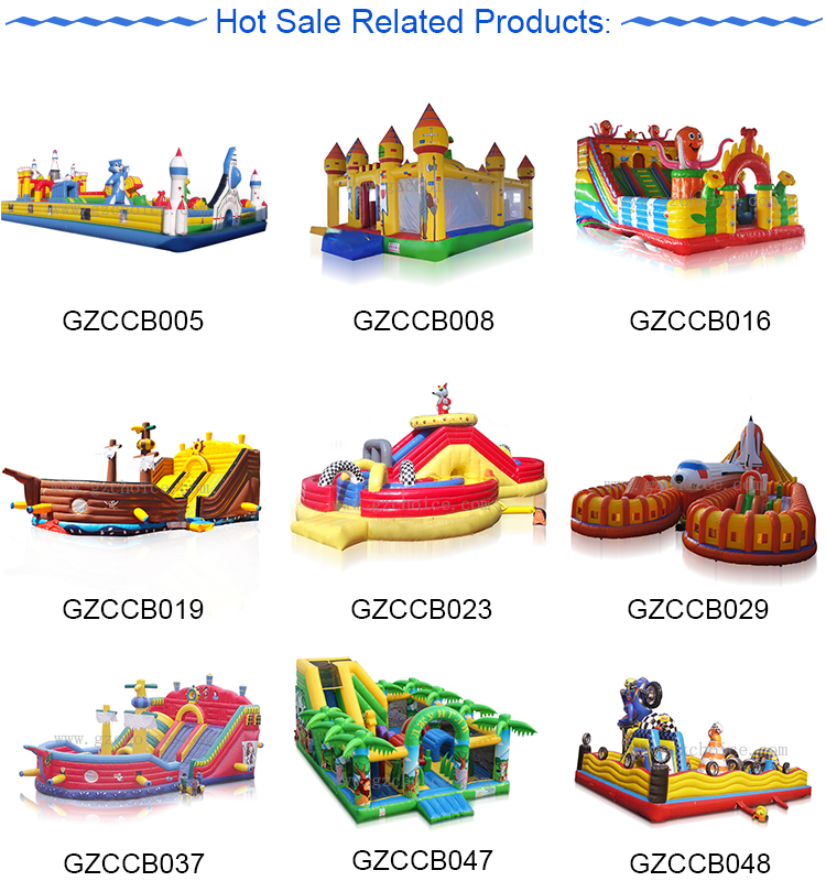 Children Inflatable Indoor Playground Slide Inflatable Jumping Combo Commercial Inflatable Bounce House