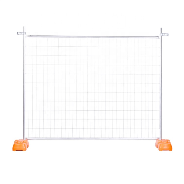 temporary portable fencing panels