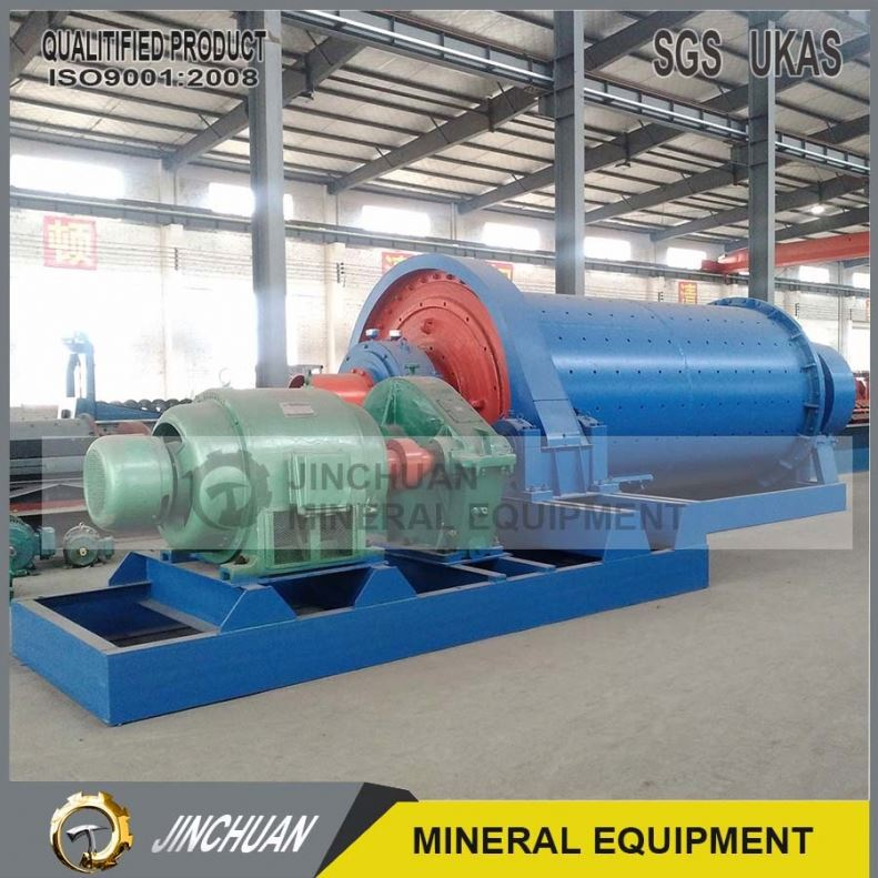 Mine mill simple structure ball mill made in china