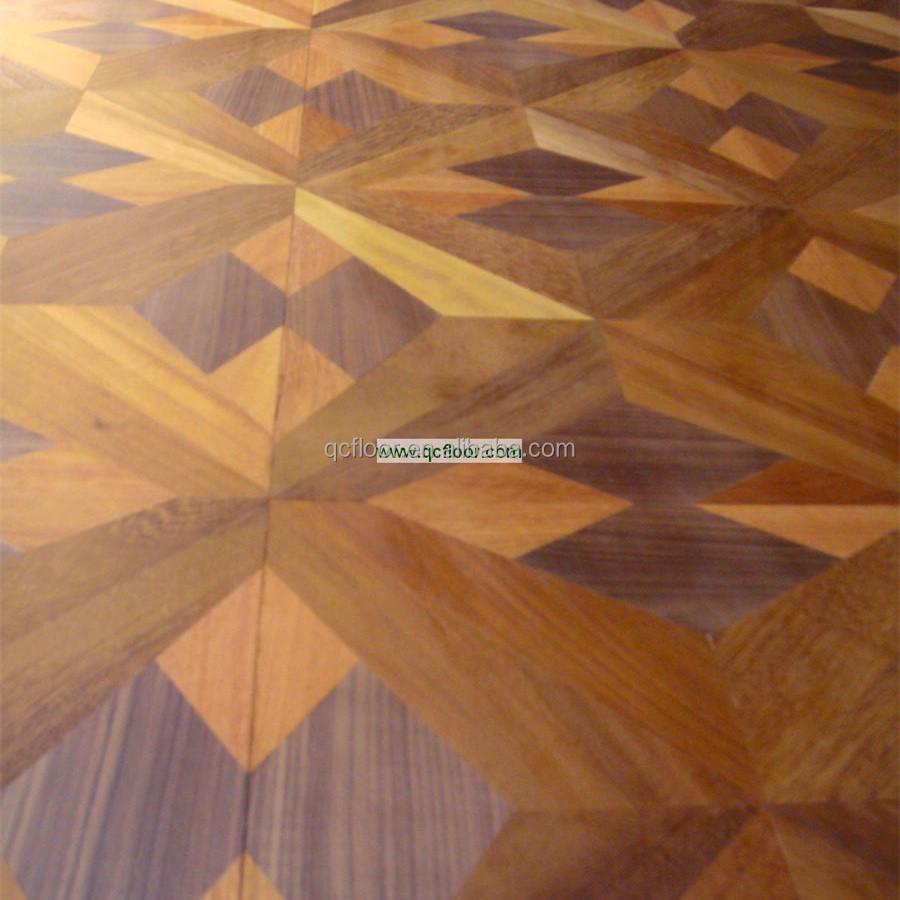 Suelo de parquet de madera baldosas competitivos precios for Precio suelo parquet