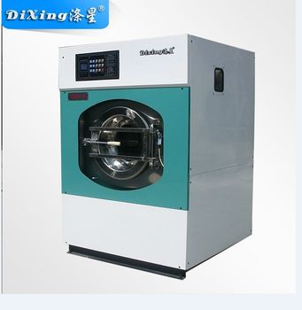 New Wet Clean Machinery 100kg Capacity Washing Machine With Dewater Function Factory Price Ce