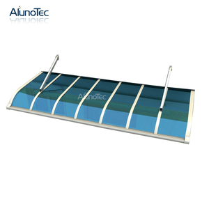 Polycarbonate Sun Shelter Window Cover Awning