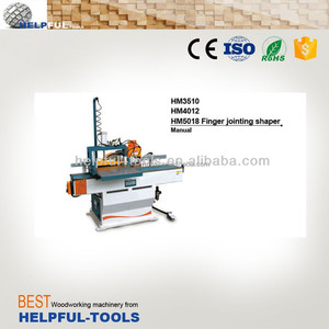 Helpful Brand Shandong Weihai finger joint shaper HM3510 HM4012 HM5018