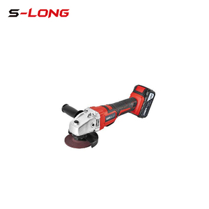 6901 High quality electric li-ion saw cordless angle grinder power tools