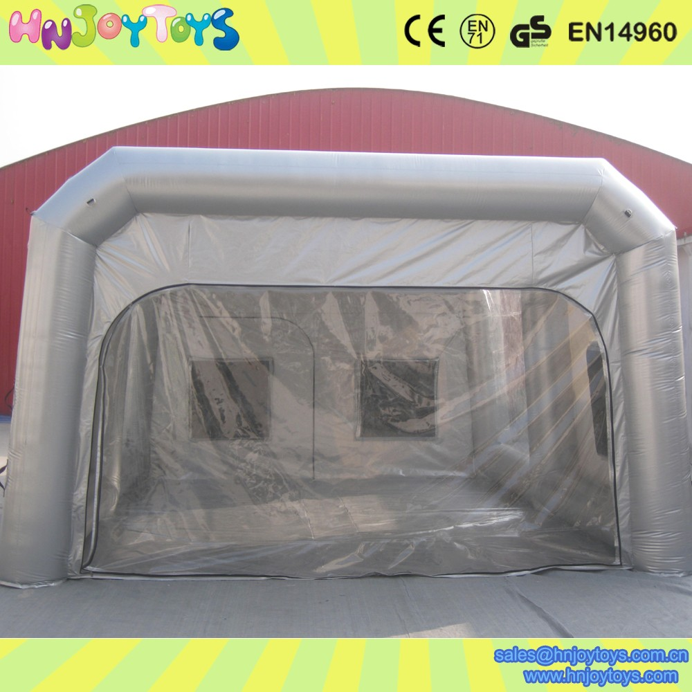 Inflatable Spray Paint Booth Tent Furniture Spray Booth Portable Bed Liner Booth & Inflatable Spray Paint Booth Tent Furniture Spray Booth Portable ...