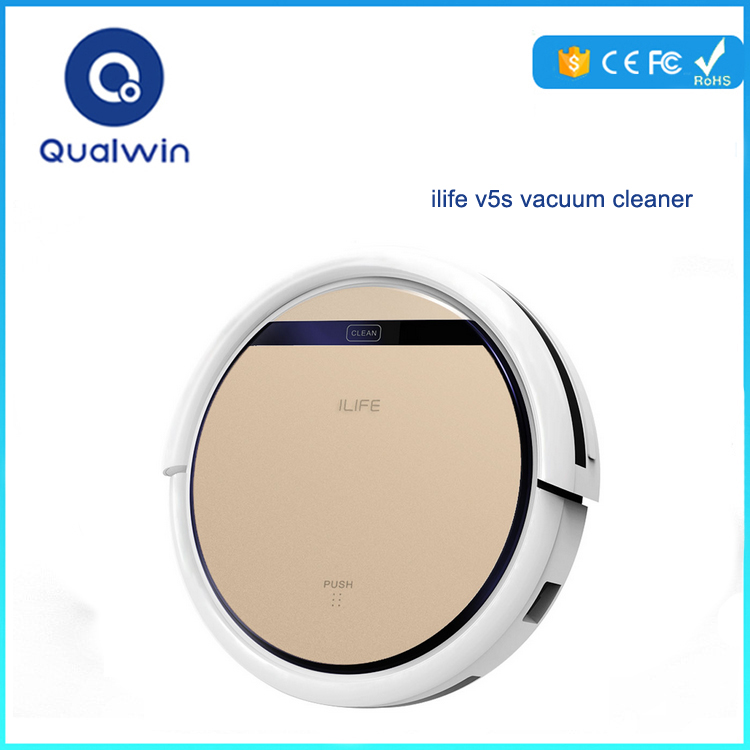 2016 new automatic cheap Intelligent <strong>vacuum</strong> cleaner robot Chuwei Ilife V5s robot <strong>vacuum</strong> with Wet and Dry cleaning