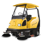 MN-E800W Electric Industrial Floor Cleaning Equipment Road Sweeper