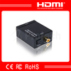 hdmi to optical adapter 1080p with factory price optical coaxial converter 5.1ch