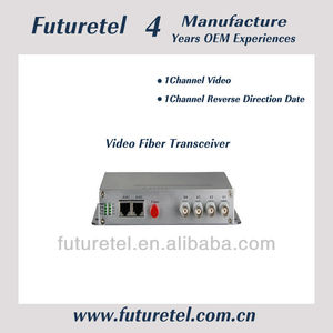 1 channel digital video to analog video converter